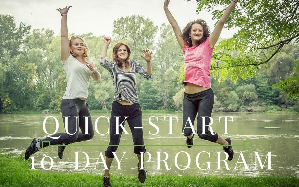 quick start 10-day program